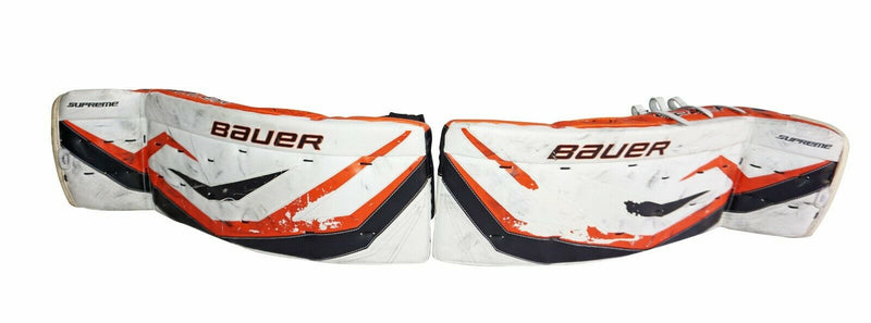 "BAUER ONE70 SENIOR GOALIE 32"" +1 LEG PADS -  ONE 70 ICE HOCKEY SR GOAL GEAR 2012 - EZ Monster Deals"