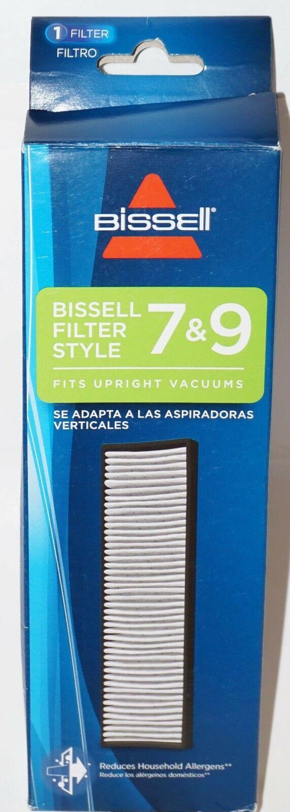 BISSELL FILTER 7 & 9 - FITS UPRIGHT VACUUMS REDUCE ALLERGEN MODEL 1908 NEW - EZ Monster Deals