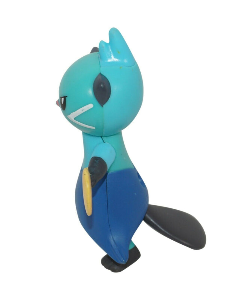 "DEWOTT 3"" MCDONALDS FIGURE POKEMON BLACK & WHITE NINTENDO MEAL TOY"