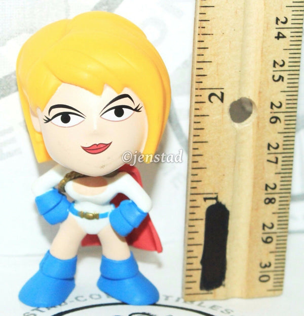 "SUPERGIRL TOY FUNKO MYSTERY MINI JUSTICE LEAGUE BLIND PACK 2.75"" FIGURE HTF 2014 - EZ Monster Deals"