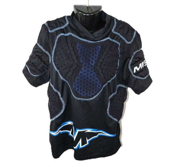 Mission Elite Relax Padded Hockey Shirt Junior M - Protective Compression Medium