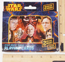 STAR WARS SAGA DARK SIDE & LIGHT PREQUEL CLASSIC CHARACTERS PLAYING 2 DECK CARDS-EZ Monster Deals