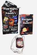 BALLOON BOY FNAF FIVE NIGHTS AT FREDDY - ID DOG TAG GAMER FAN NECKLACE NEW 2016-EZ Monster Deals