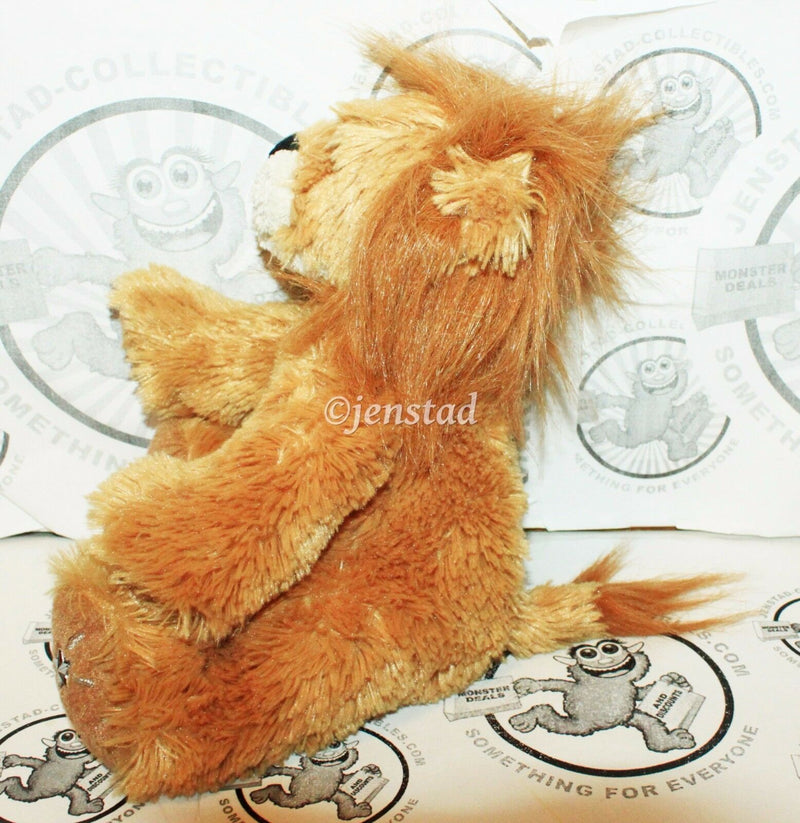 "RUSS SHINNING STARS - LION CHARACTER 8"" PLUSH TOY FIGURE 2006 VINTAGE USED"