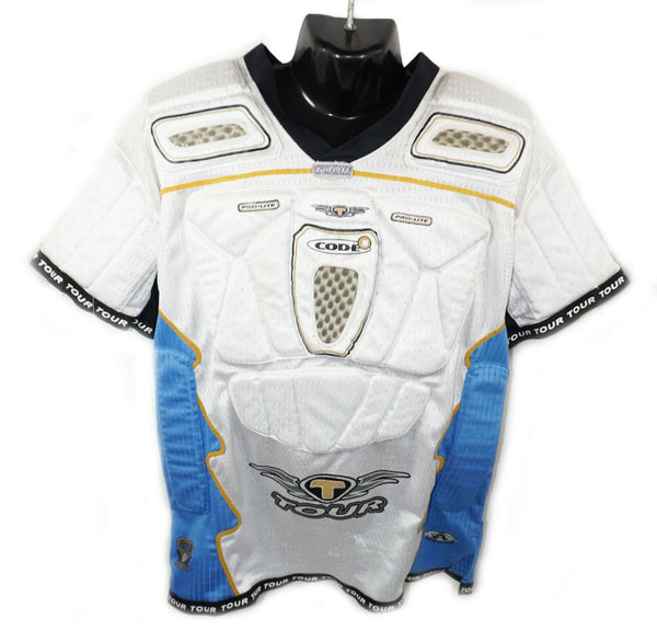 Tour Code Padded Hockey Shirt - Youth M/L Protective Compression Medium Large