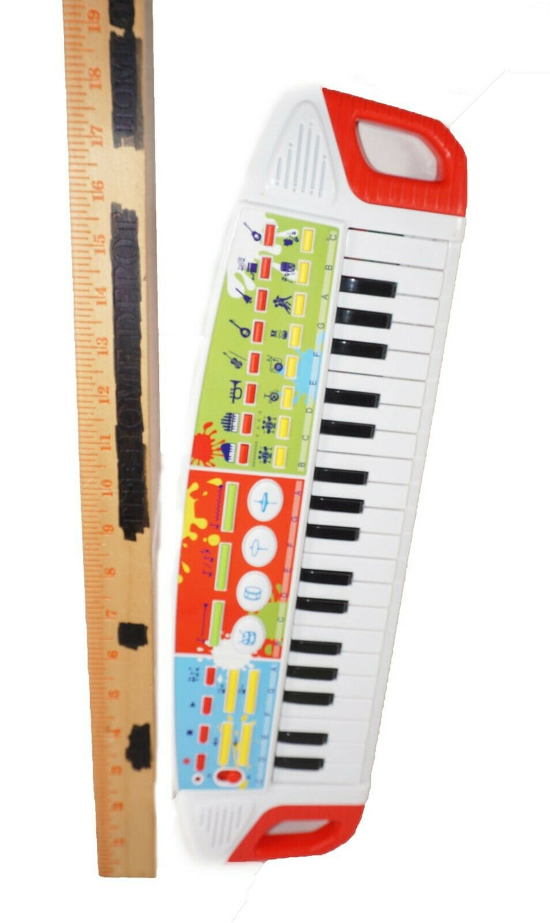 Toy Travel Piano Cool Kids Keyboard - Fun Music Sounds Be Creative by Kmart 2018