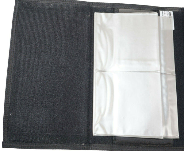 OFFICIAL R-BAG COUPON POUCH HOLDER - WITH WINDOW SLOTS BLACK NEW - EZ Monster Deals
