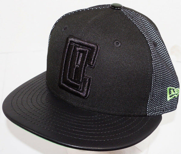 LOS ANGELES LA CLIPPERS TONAL EMBOSS HAT NBA OEM NEW ERA 59FIFTY ADULT 7 3/8 NEW - EZ Monster Deals