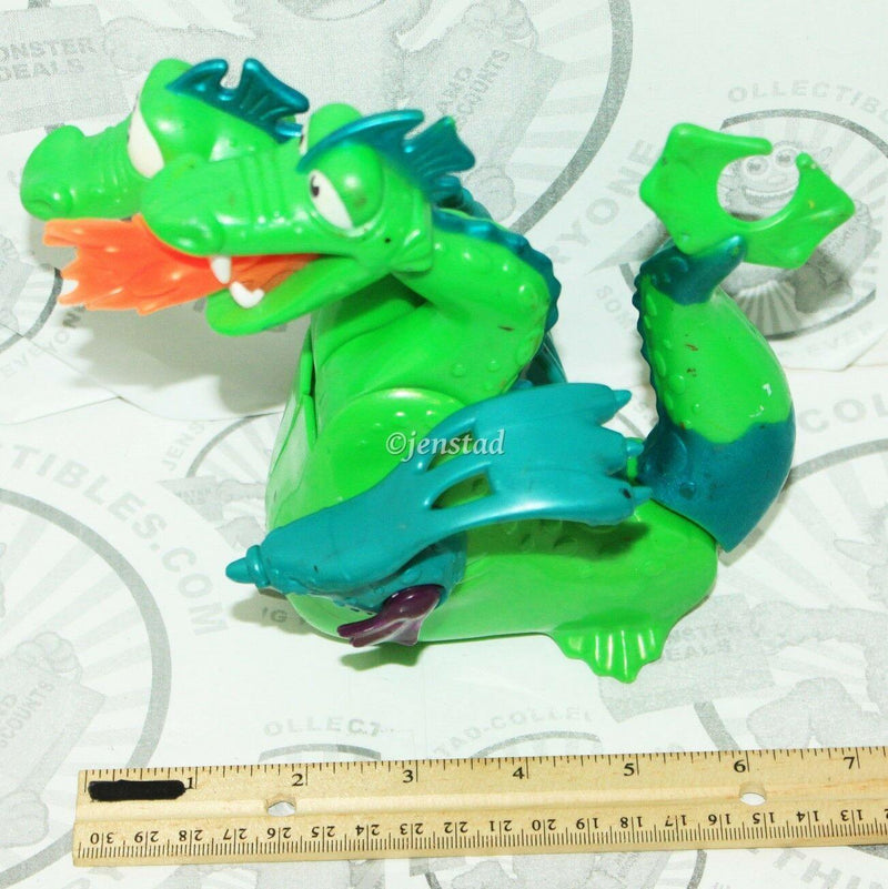 DRAGON SEA SERPENT VINTAGE FISHER-PRICE 77132 GREAT ADVENTURE TOY FIGURE 1997/98 - EZ Monster Deals