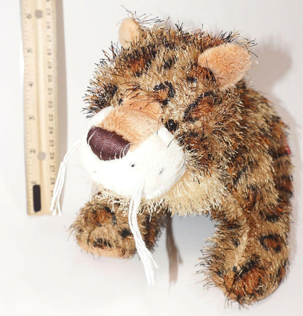 "WEBKINZ LEOPARD - BIG CAT PLUSH TOY 9"" FIGURE USED HM031 'NO CODE' - EZ Monster Deals"