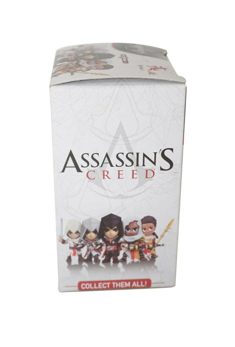 "2 PC LOT ASSASSIN'S CREED 3"" TOY SERIES 1 - VINYL BLIND BOX RANDOM FIGURE 2018"