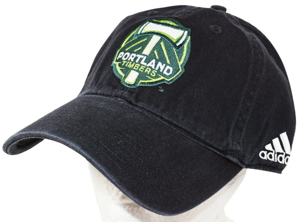 PORTLAND TIMBERS MLS SOCCER - BLACK DENIM SLOUCH CAP ONE SIZE UNISEX NEW 2017 - EZ Monster Deals