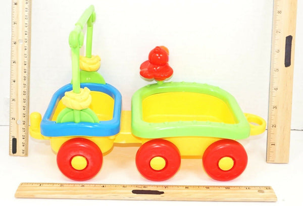 BACKEND CABOOSE ONLY - FROM FISHER-PRICE AMAZING ANIMALS GO CHOO-CHOO TOY TRAIN-EZ Monster Deals