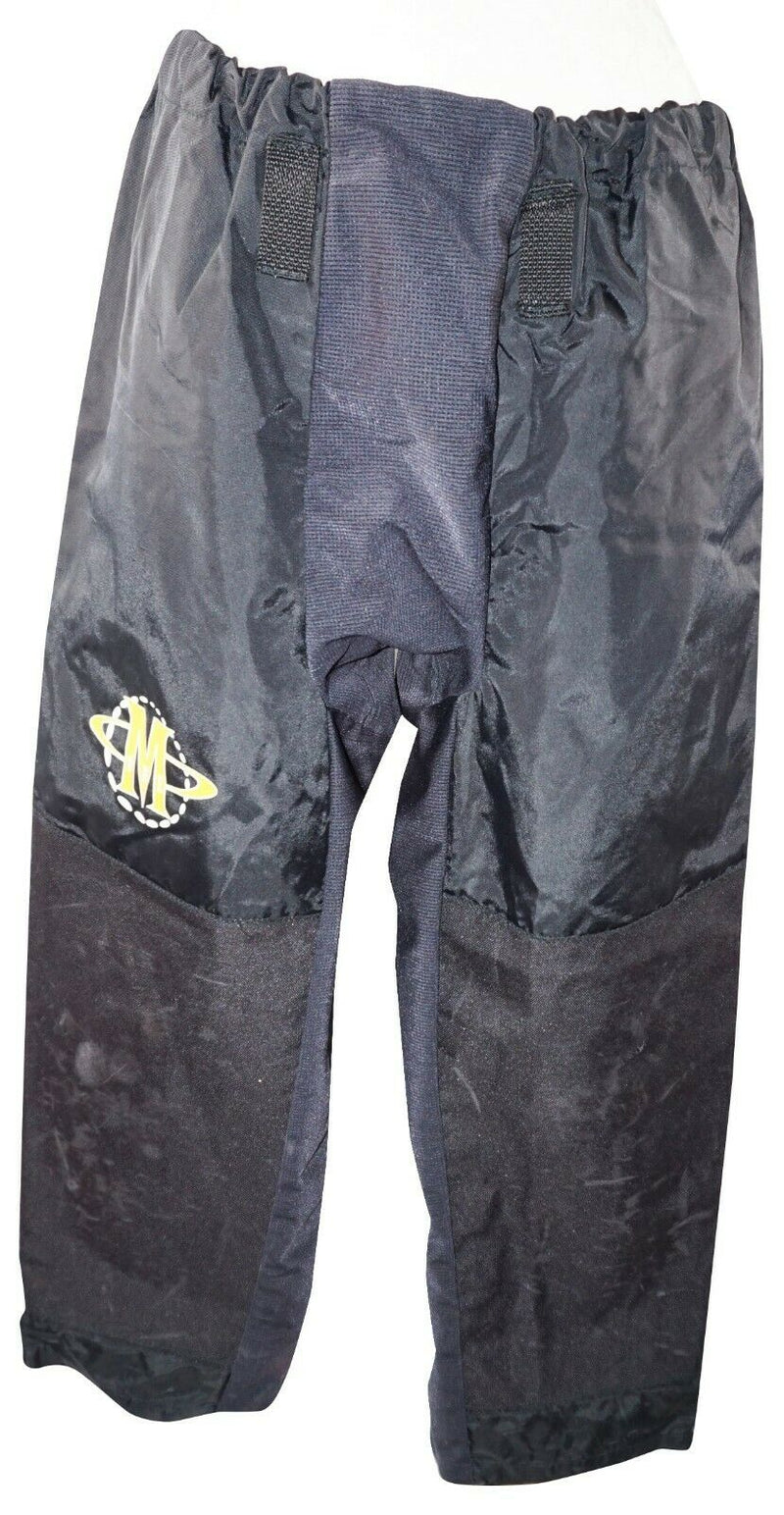 MISSION M-ONE ADULT SMALL 30-32 PANTS FOR INLINE OR ROLLER HOCKEY VINTAGE USED