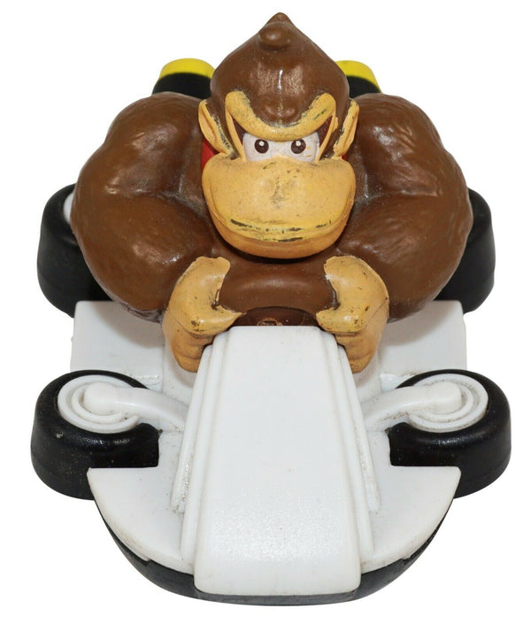 "DONKEY KONG NINTENDO CAR 2"" VEHICLE - MCDONALDS HAPPY MEAL PROMO TOY USED 2014 - EZ Monster Deals"