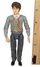 "HARRY POTTER 5.5"" - DUELING CLUB TOY ACTION FIGURE BY MATTEL USED 2003 - EZ Monster Deals"