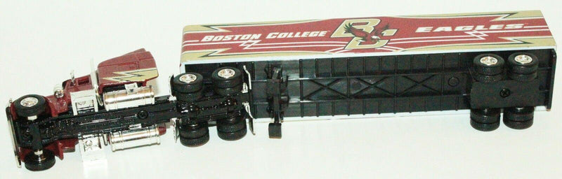 BOSTON COLLEGE EAGLES 1:80 DIECAST - NCAA SPORTS TRUCK TRAILER TOY VEHICLE 2007 - EZ Monster Deals