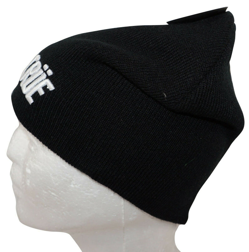 MOTLEY CRUE ROCK BAND - KNIT BEANIE BLACK CAP HAT NEW 2010-EZ Monster Deals