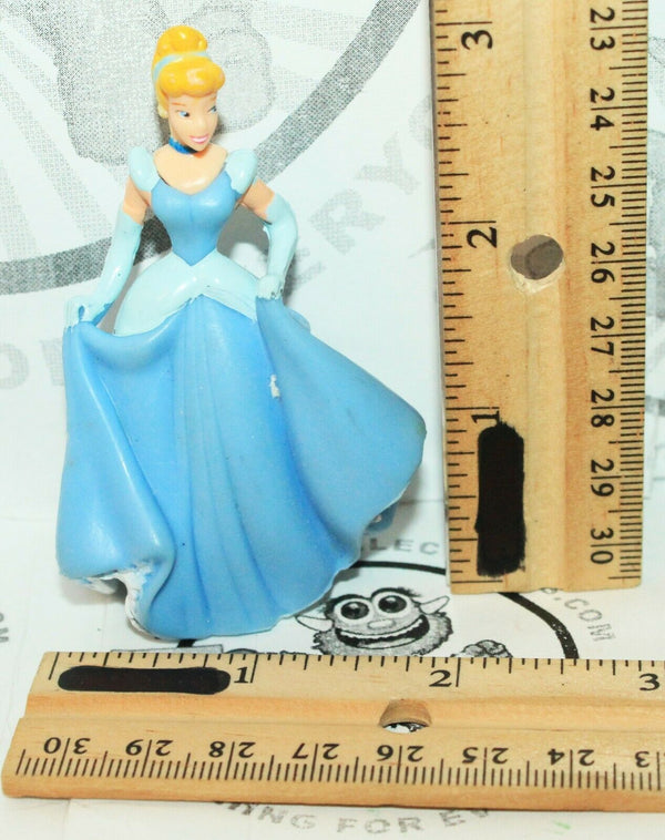 "DISNEY PRINCESS CINDERELLA 3"" - DECOPAC TOY FIGURE 2012 - EZ Monster Deals"