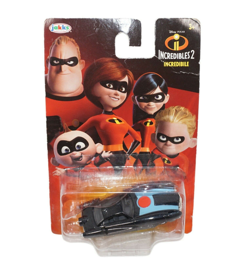 "INCREDIBILE DIECAST 2.75"" CAR VEHICLE - FROM INCREDIBLES 2 DISNEY PIXAR 2018 - EZ Monster Deals"