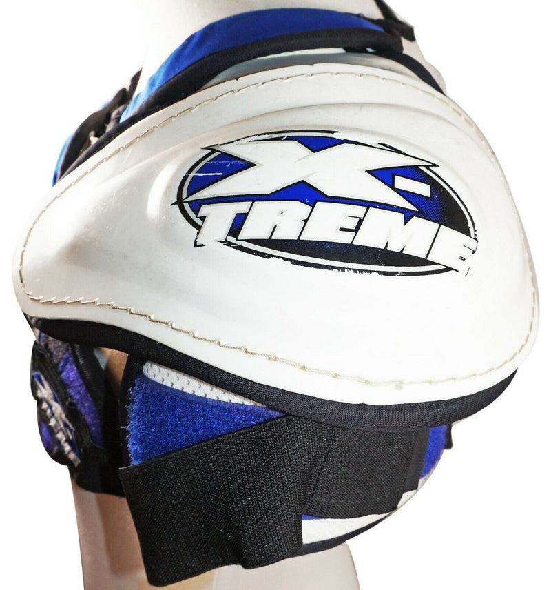 EASTON SP X-TREME JR SMALL - CHEST SHOULDER PADS HOCKEY JUNIOR USED-EZ Monster Deals