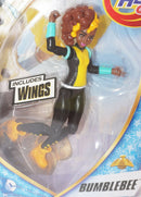 "BUMBLEBEE WITH WINGS - DC SUPER HERO GIRLS ACTION TOY 5.5"" FIGURE NEW 2015-EZ Monster Deals"