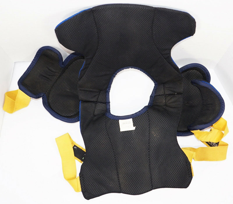 ITECH YTH MEDIUM LIL ROOKIE SP105 CHEST SHOULDER PADS HOCKEY YOUTH PLAYERS USED-EZ Monster Deals