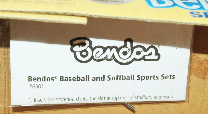 "MLB LOS ANGELES ANAHEIM ANGELS BENDOS SPORTS BASEBALL 5.75"" FLEX FIGURES 2003-EZ Monster Deals"