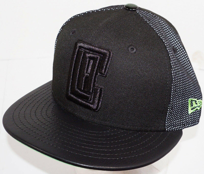 LOS ANGELES LA CLIPPERS TONAL EMBOSS HAT NBA OEM NEW ERA 59FIFTY ADULT 7 1/4 NEW - EZ Monster Deals