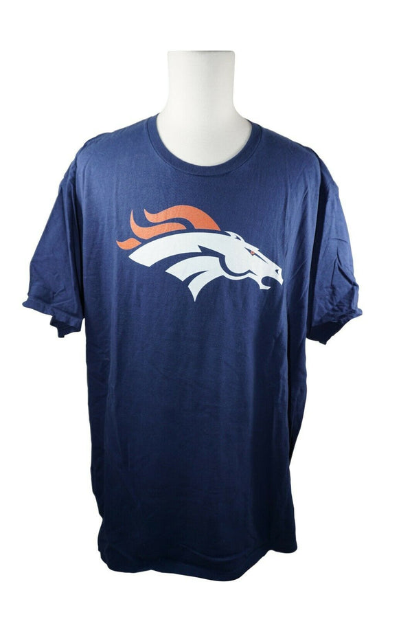 Billy Winn #97 Denver Broncos NFL Football Tee - Short Sleeve Shirt 4XL