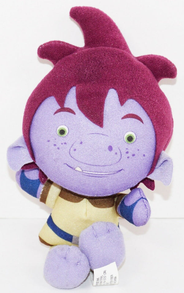 TROLLEE - FROM MIKE THE KNIGHT FISHER-PRICE PLUSH TOY FIGURE NEW NO TAG 2013 HTF-EZ Monster Deals