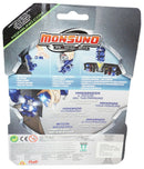 "MAXIMIZE MONSUNO BATTLE STOCK 5"" TOY CLIP ACCESSORY - CORE-TECH BLUE GRAY 2012 - EZ Monster Deals"