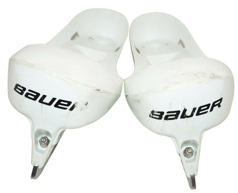 BAUER GOALIE SR 9 R COWLING REPLACEMENT FRAME - FOR GOAL ICE HOCKEY SKATE USED - EZ Monster Deals