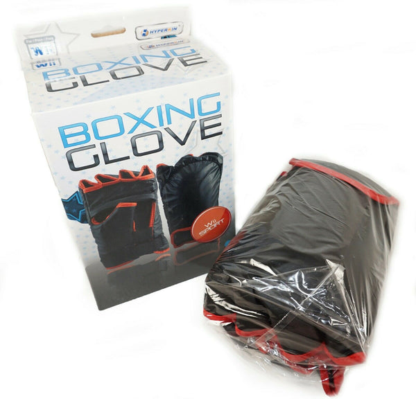 Boxing Gaming Gloves - for Wii Game by Hyperkin 2010