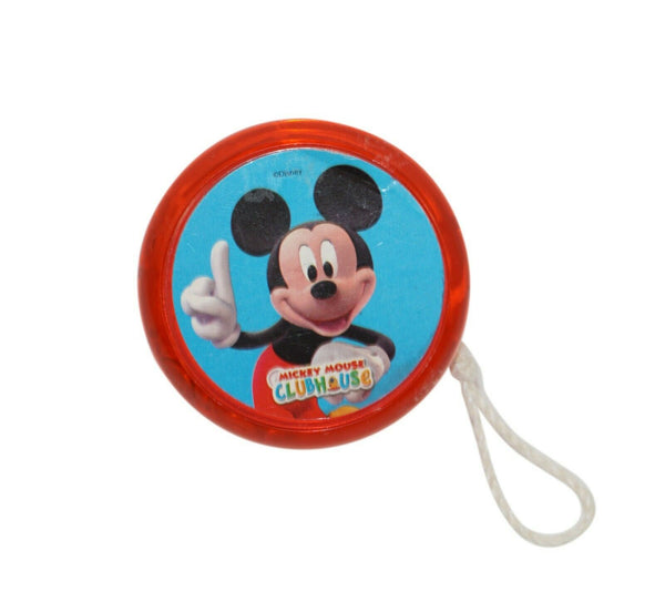 "Disney Mickey & Minnie Mouse Clubhouse - Small Yo-Yo 2"" Disc Toy"
