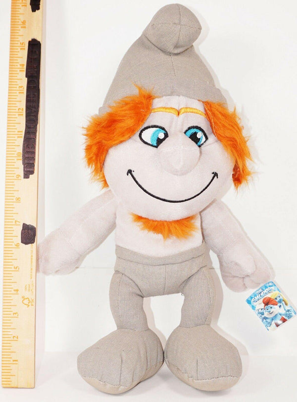 "HACKUS VILLIAN 17.5"" SMURFS 2 MOVIE PLUSH TOY FIGURE KELLYTOY STUFF ANIMAL 2013-EZ Monster Deals"