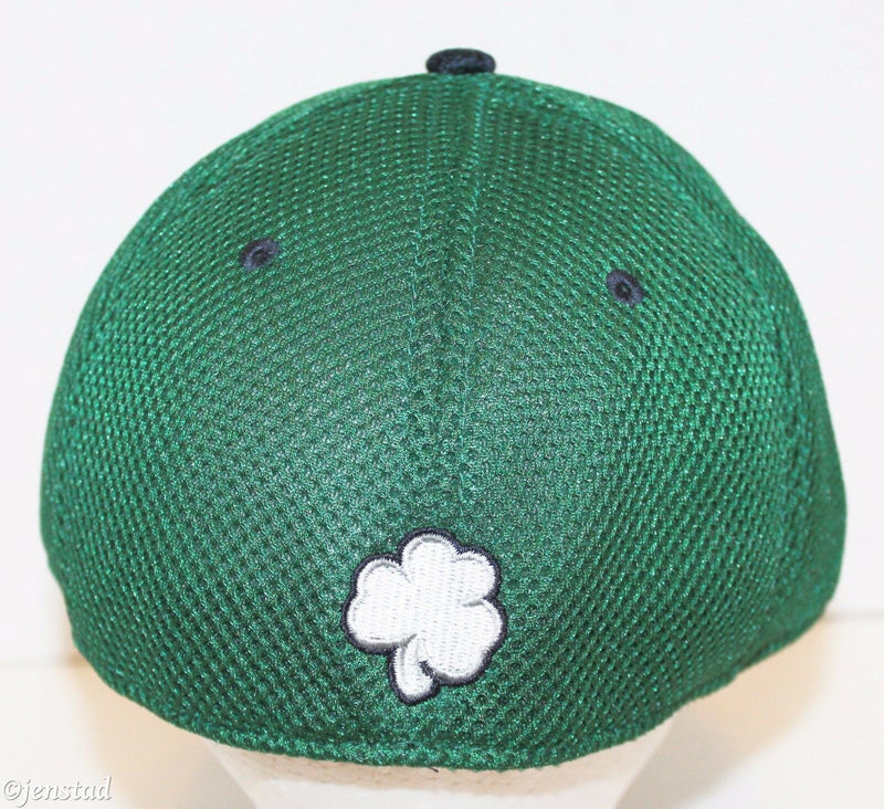 NOTRE DAME FIGHTING IRISH NCAA STRETCH FIT MESH HAT TOP OF THE WORLD OLDER LOGO - EZ Monster Deals