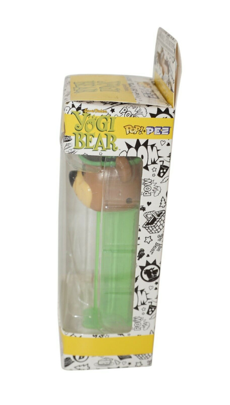 YOGI BEAR FUNKO FROM HANNA BARBERA - POP PEZ FIGURE STANDARD ISSUE
