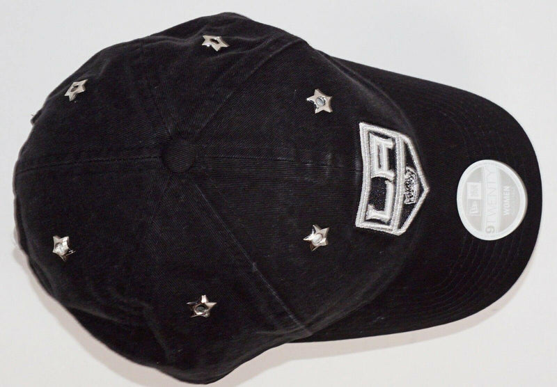 LOS ANGELES LA KINGS WOMENS HAT - NHL HOCKEY OEM NEW ERA 9TWENTY ONE SIZE NEW - EZ Monster Deals