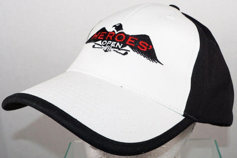 HEROES OPEN VII GOLF TOURNAMENT CALIFORNIA - BASEBALL CAP HAT PROMO ITEM NEW - EZ Monster Deals