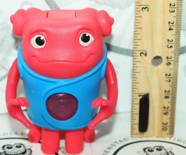 LITE-UP LOVING OH MCDONALD #4 HOME DREAMWORKS HAPPY MEAL FIGURE 2015 + BONUS TOY - EZ Monster Deals