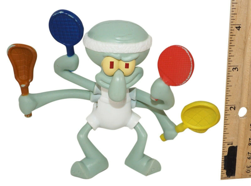 SQUID-WARD FROM SPONGEBOB SQUAREPANTS MEAL TOY