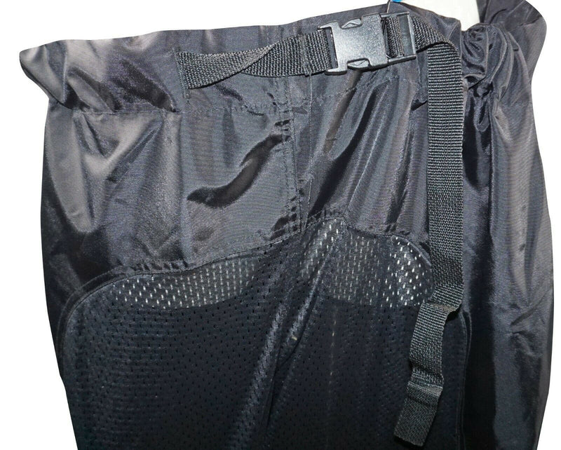 ENDORPHIN ADULT MEDIUM 34-48 PANTS FOR INLINE OR ROLLER HOCKEY VINTAGE USED