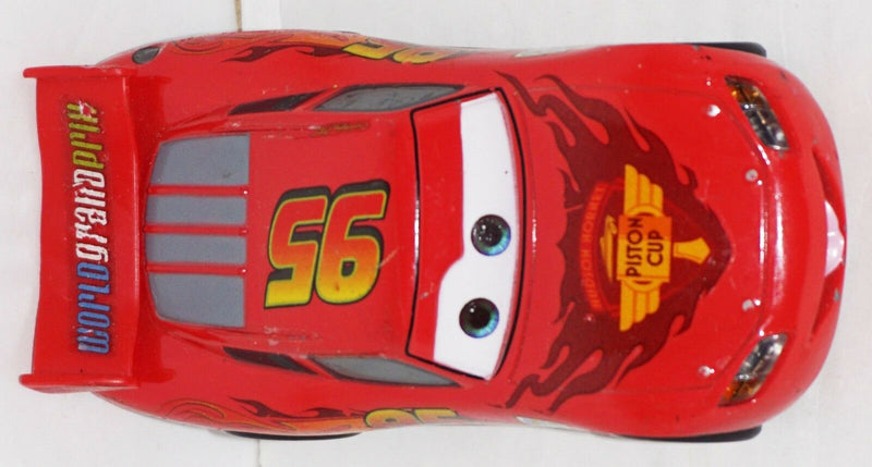 "LIGHTNING MCQUEEN 1:43 DIECAST CARS TOY VEHICLE 4"" FIGURE DISNEY STORE EXCLUSIVE"