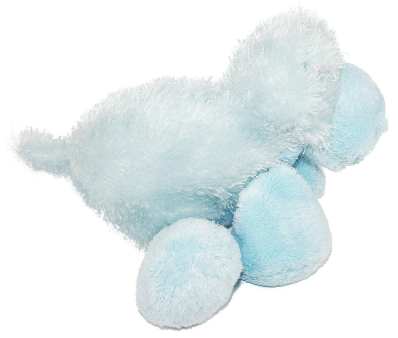 "LIL' KINZ WEBKINZ FURRY HIPPO - PLUSH TOY 5.5"" FIGURE USED HS009 'NO CODE' - EZ Monster Deals"