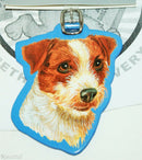 JACK RUSSELL TERRIER PET CO DOG BREED ID TAG FOR LUGGAGE CARRIER GYM BAG ETC NEW-EZ Monster Deals