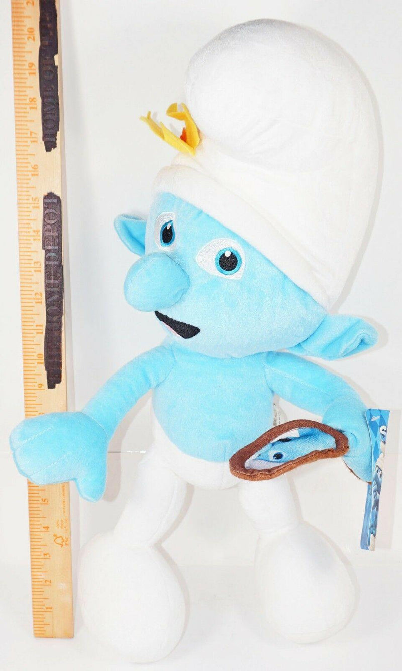 "VANITY 20"" SMURFS 2 MOVIE PLUSH TOY FIGURE - KELLYTOY STUFFED ANIMAL FIGURE 2013-EZ Monster Deals"
