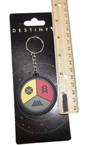 DESTINY 2 GUARDIANS - BADGE GAMER FAN KEYCHAIN NEW 2017 - STYLE