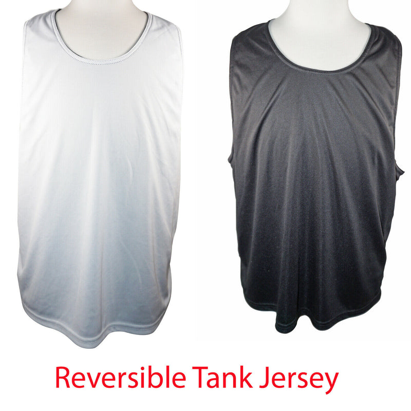 LACROSSE OR BALL ROLLER HOCKEY REVERSE SR S/M JERSEY - ADULT SMALL MEDIUM USED - EZ Monster Deals