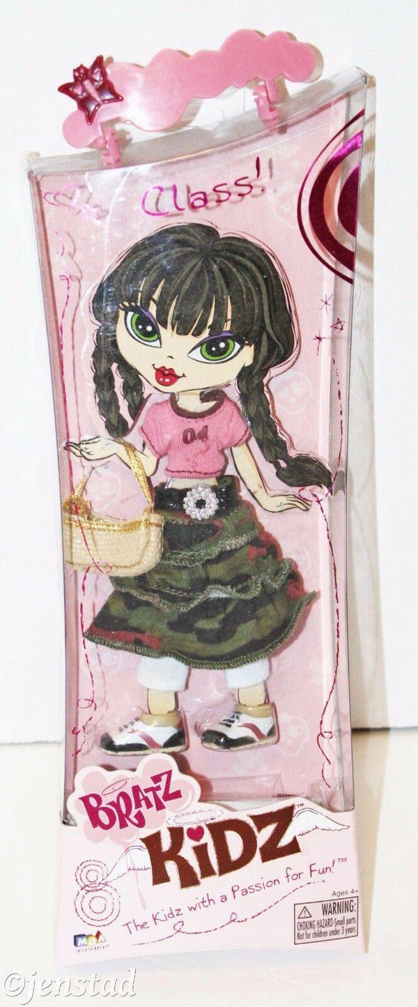 BRATZ KIDZ CLASS STYLE CLOTHING OUTFIT FOR BRAT KID FASHION TOY DOLL FIGURE NEW